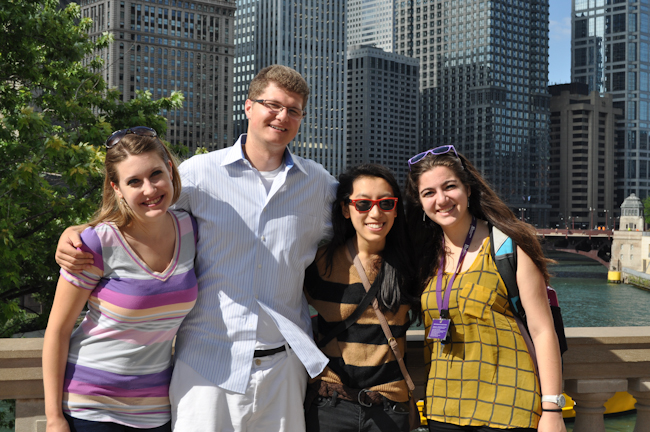 Medill Students Spend Summer With Cherubs As Community Associates