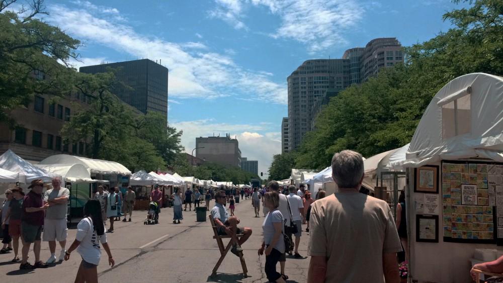 Fountain Square Arts Festival