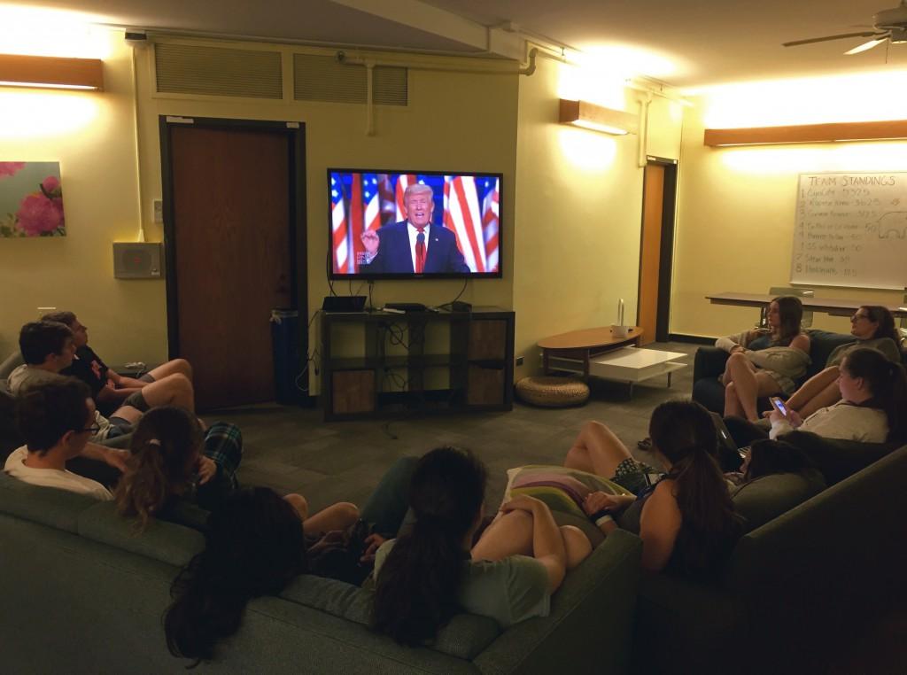 DNC Viewing