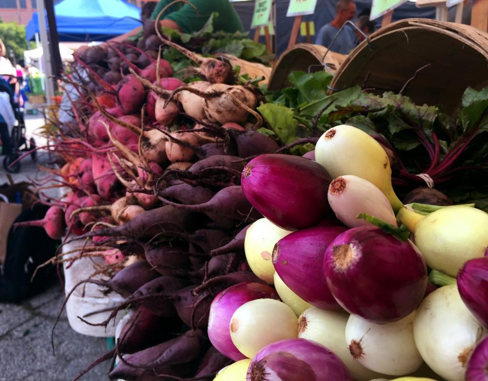 Downtown Evanston Farmers' Market